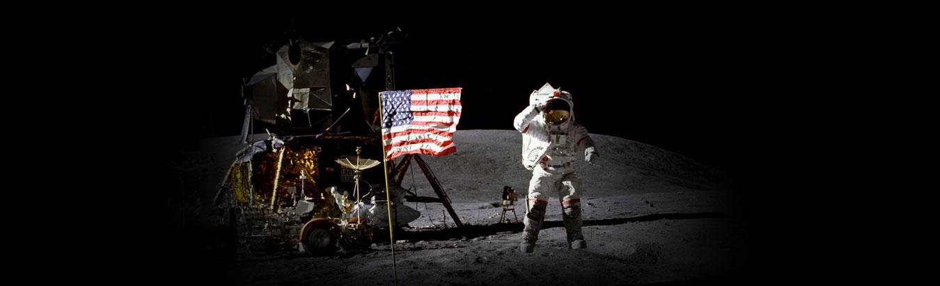 1969 - The Moon Landing