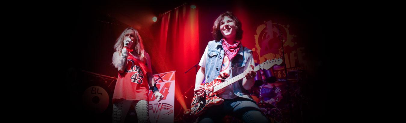 '84 - Van Halen Tribute