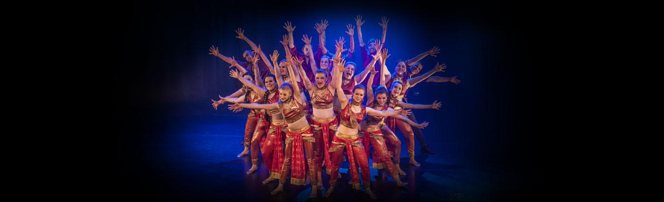 A Bollywood Dance Spectacular
