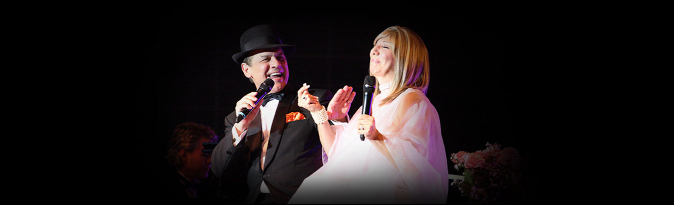 A Tribute to Barbra Streisand & Frank Sinatra - The Concert That Never Was