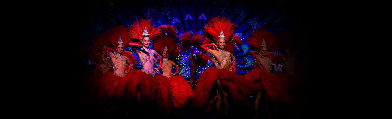 Ahmad Mehranfar In Moulin Rouge - Farsi Performance