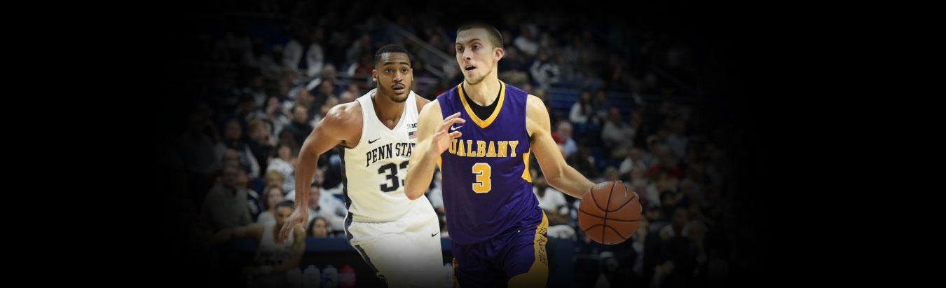 Albany Great Danes Basketball