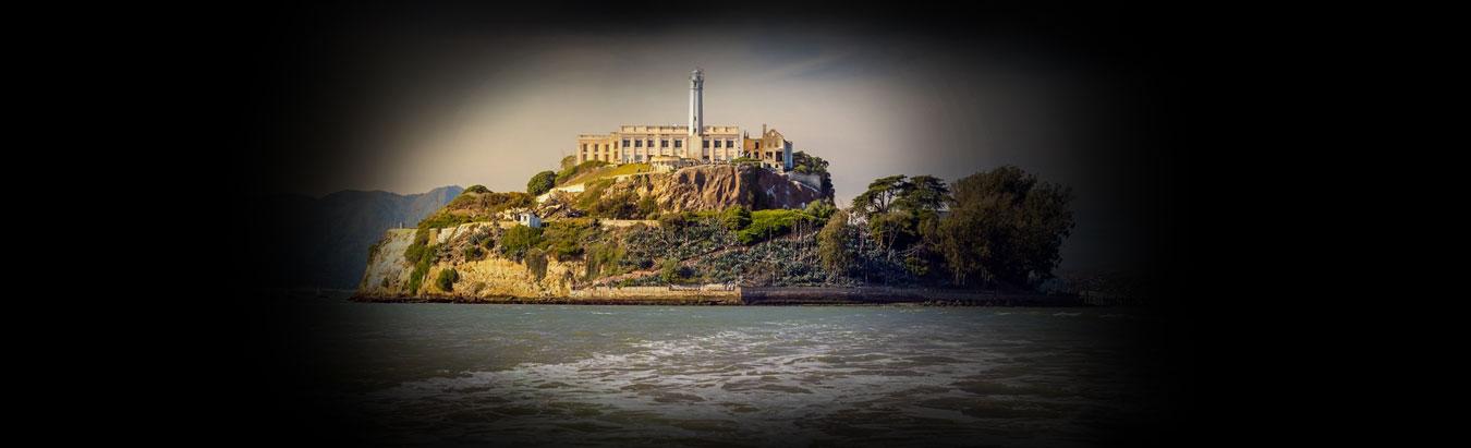 Alcatraz By Day