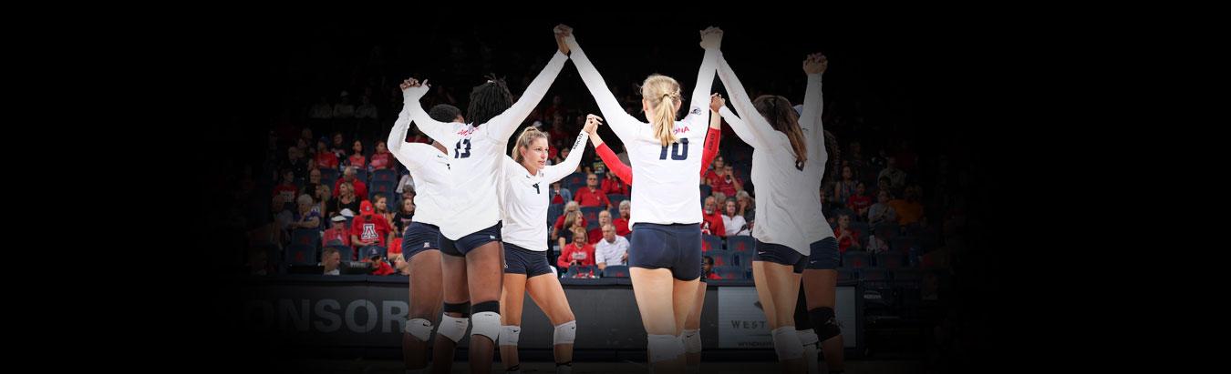 Arizona Wildcats Volleyball