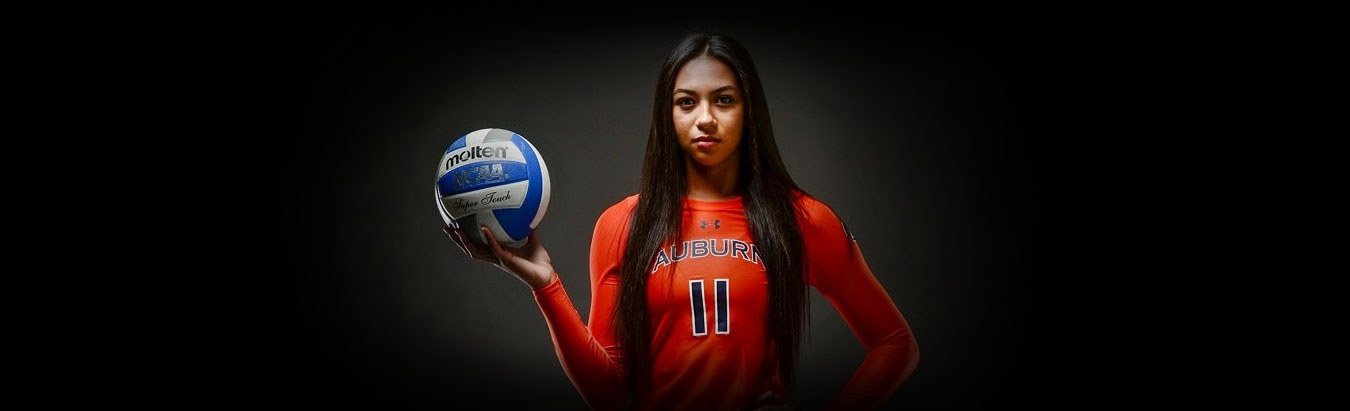 Auburn Tigers Volleyball