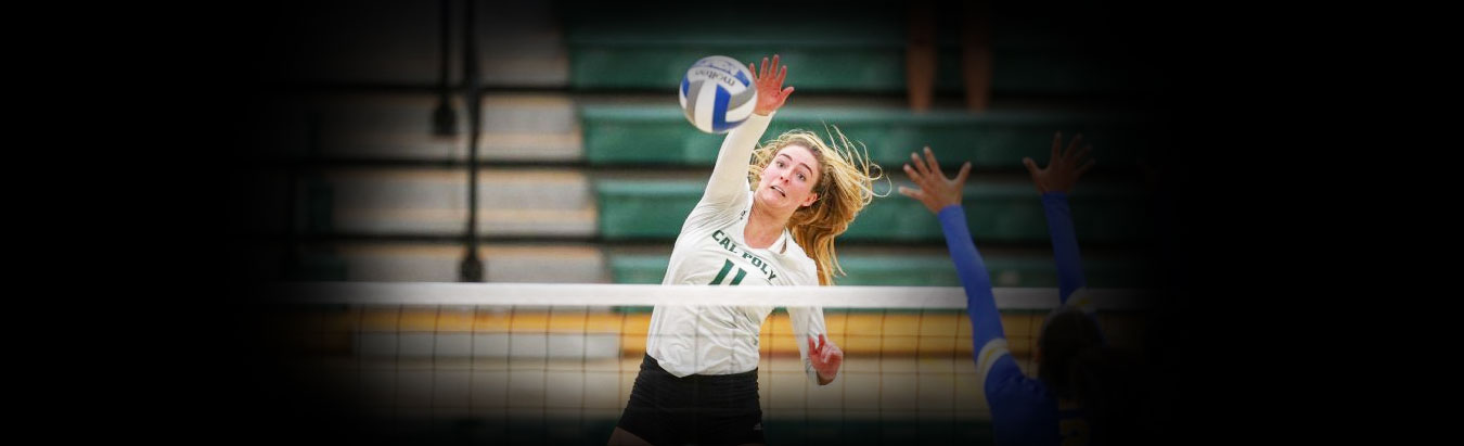 Cal Poly Mustangs Women's Volleyball