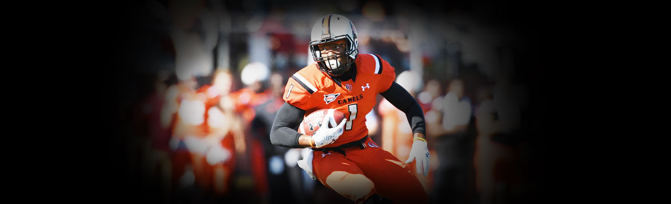 Campbell Fighting Camels Football