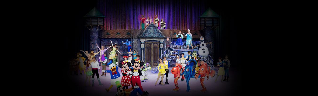 Disney On Ice: 100 Years of Magic