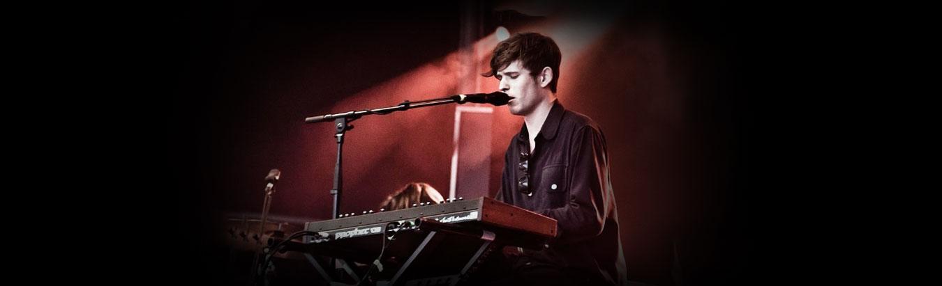 James Blake - Musician