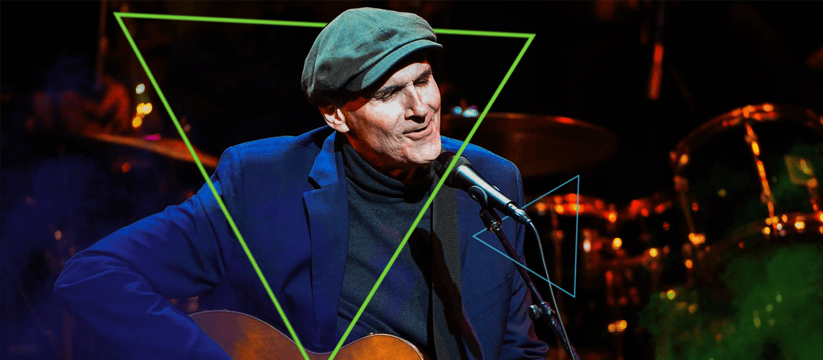 The Eagles & James Taylor