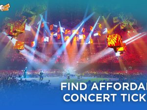 Find Concert Tickets